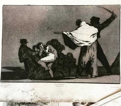Señor Francisco Goya Y Lucientes