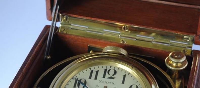 Une montre de voiture début de siècle et grand luxe sur EmmanuelLayan.com